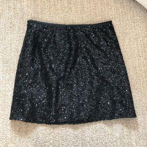 Jcrew Sparkly Skirt